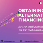 How To Get Alternative Small Business Loans