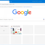 Quick Tip: How to change New Tab page on Chrome